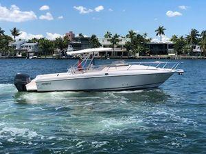 Used Intrepid 33 Walk Around33 Walk Around Walkaround Fishing Boat For Sale