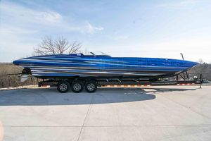 Used Mti 40 PR High Performance Boat For Sale