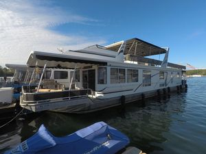 Used Sunstar 16 X 78 Widebody Houseboat House Boat For Sale