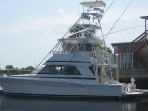 Used Riviera 43 Convertible Sports Fishing Boat For Sale