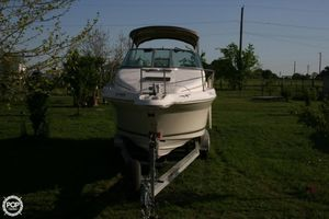 Used Sea Ray 270 SUNDANCER Walkaround Fishing Boat For Sale