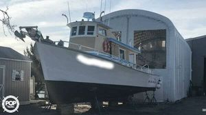Used Dead Rise Custom 47 Charter Boat For Sale