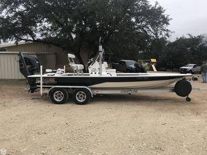 Used Majek 22 Xtreme Flats Fishing Boat For Sale