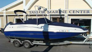 Used Starcraft 2410 OB Limited High Performance Boat For Sale