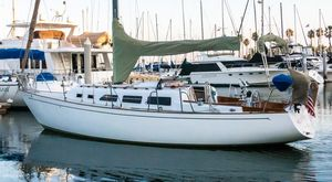 Used Ranger 33 Sloop Sailboat For Sale