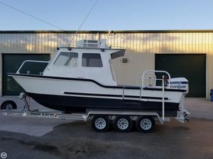 Used Monark 23 Commercial Combination Carrier Boat For Sale