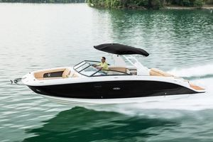 Used Sea Ray SDX 290 Bowrider Boat For Sale