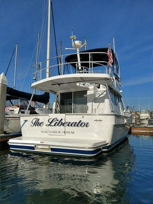 Used Mainship 350 Trawler Motor Yacht For Sale