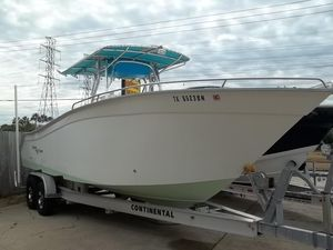 Used Cape Horn 27 Center Console Fishing Boat For Sale