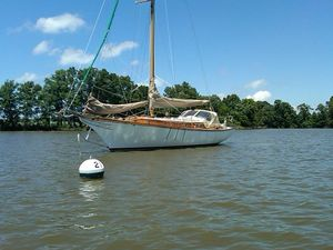 Used Custom Frank Loud Cutter Antique and Classic Boat For Sale