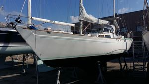 Used Custom Nauta Wind 44 Cruiser Sailboat For Sale