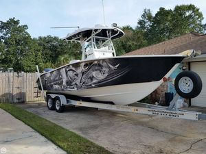 Used Cape Horn 27 XS Center Console Fishing Boat For Sale