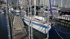 Used Norseman 447 Center Cockpit Cutter Sailboat For Sale