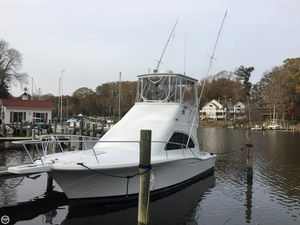 Used Luhrs 32 Convertible Sports Fishing Boat For Sale
