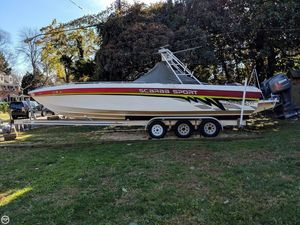 Used Wellcraft Scarab 302 Sport Center Console Fishing Boat For Sale