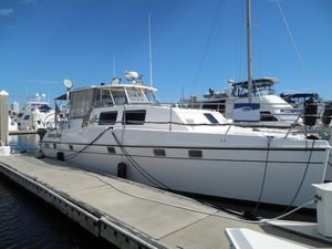 Used Endeavour 44 TRAWLER CAT44 TRAWLER CAT Power Catamaran Boat For Sale