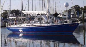 Used Custom LADD Marine Metals 48 Sloop Sailboat For Sale