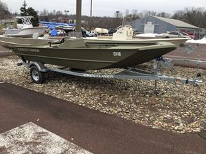 New Crestliner 1760 Retriever SC1760 Retriever SC Aluminum Fishing Boat For Sale
