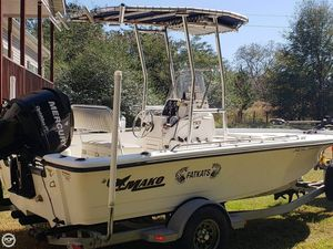 Used Mako 1901 Center Console Fishing Boat For Sale