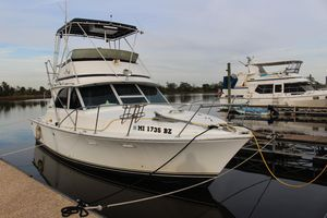 Used Bertram 35 Convertible Saltwater Fishing Boat For Sale