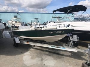 Used Hewes 16 REDFSHER16 REDFSHER Flats Fishing Boat For Sale