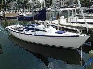 Used Alerion 28 Sloop Sailboat For Sale