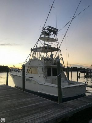 Used Hatteras 45 Convertible Sports Fishing Boat For Sale