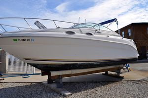 Used Sea Ray Sundancer 260 Express Cruiser Boat For Sale