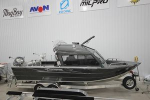 New Weldcraft 240 Maverick DV IN Stock Freshwater Fishing Boat For Sale