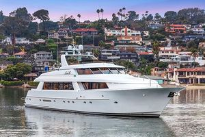 Used Westport Custom Motor Yacht For Sale