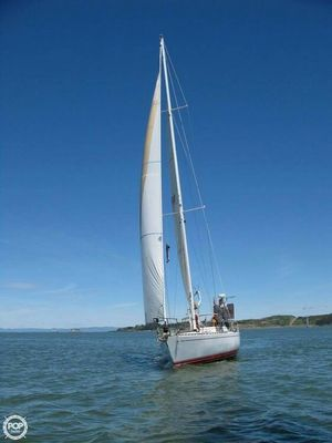 Used Choate 44 Cutter Sailboat For Sale