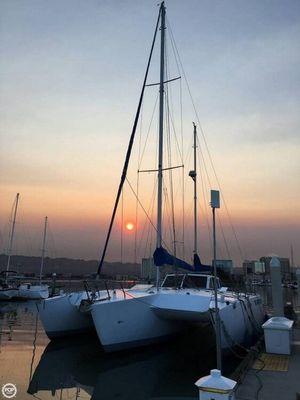 Used Horstman 45 Cruiser Sailboat For Sale