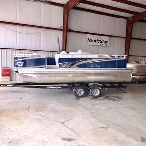 New Avalon GS1985QFGS1985QF Pontoon Boat For Sale