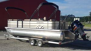 New Veranda VR22RFLVR22RFL Pontoon Boat For Sale