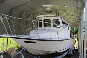 Used Questar 25 PH Pilothouse Boat For Sale