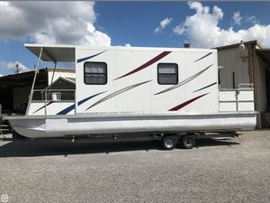 Used Custom 28 New 2016 House Boat For Sale