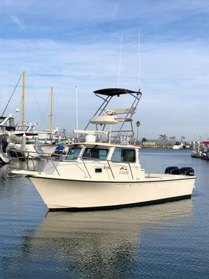 Used Parker 2820xl Pilothouse Boat For Sale