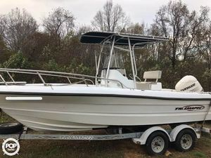 Used Triumph 210CC Center Console Fishing Boat For Sale