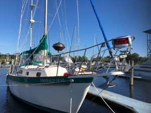 Used Irwin Mark III Center Cockpit Ketch Cruiser Sailboat For Sale