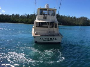 Used Ocean Sport Fish Motor Yacht For Sale