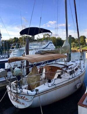 Used Catalina 30 Masthead Sloop Cruiser Sailboat For Sale