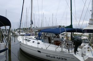 Used Jeanneau Sun Odyssey 45.2 Cruiser Sailboat For Sale