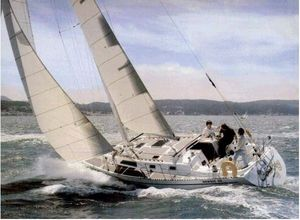 Used Nordic 44 Cruiser Sailboat For Sale