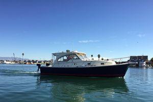 Used Mainship 34 Pilot Sedan Rum Runner II Cruiser Boat For Sale