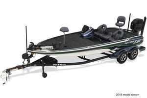 New Nitro Z21 ProZ21 Pro Bass Boat For Sale