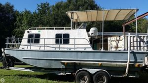 Used Cajun 24 Custom Crew Boat For Sale