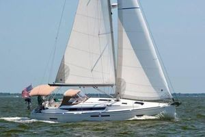 Used Jeanneau 409 Racer and Cruiser Sailboat For Sale
