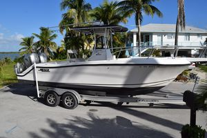 Used Mako 252 Center Console Center Console Fishing Boat For Sale
