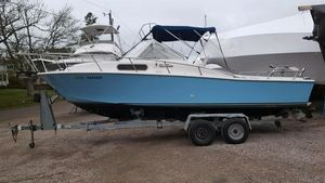 Used Old Town Atlantis 2650 Cuddy Cabin Boat For Sale