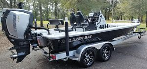 Used Blazer 675 Ultimate Bay Saltwater Fishing Boat For Sale